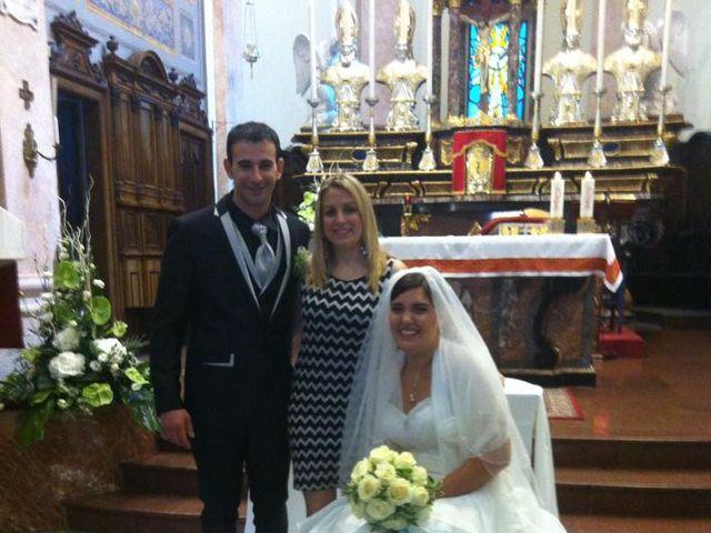 Il matrimonio di Mara e Fabio a Marcallo con Casone, Milano 19