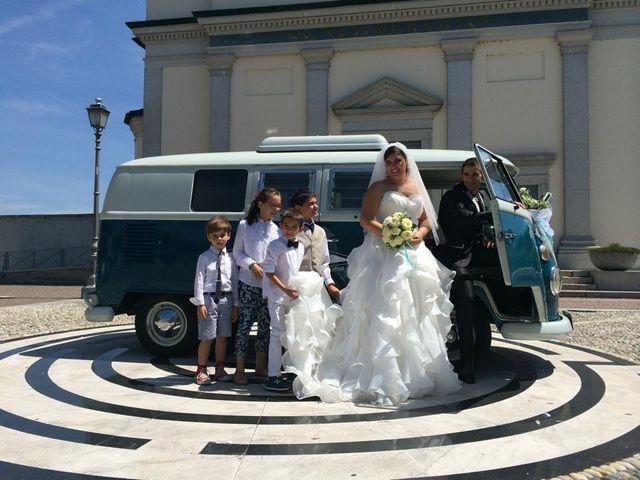 Il matrimonio di Mara e Fabio a Marcallo con Casone, Milano 20