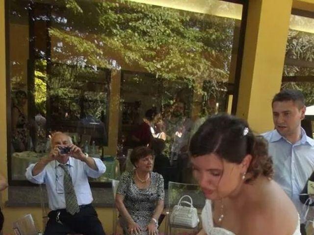 Il matrimonio di Mara e Fabio a Marcallo con Casone, Milano 25