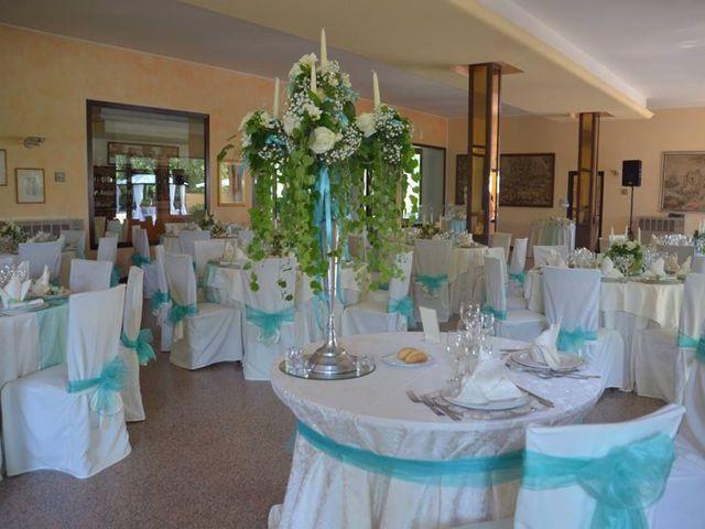Il matrimonio di Mara e Fabio a Marcallo con Casone, Milano 27