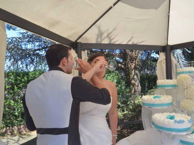 Il matrimonio di Mara e Fabio a Marcallo con Casone, Milano 28