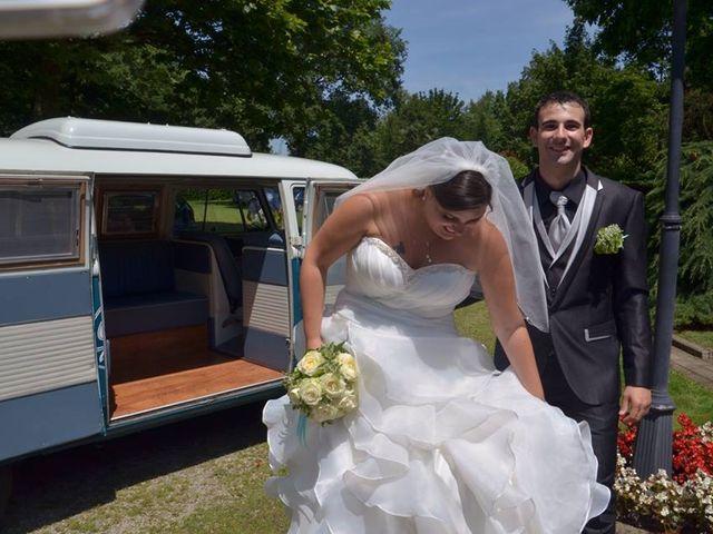 Il matrimonio di Mara e Fabio a Marcallo con Casone, Milano 30
