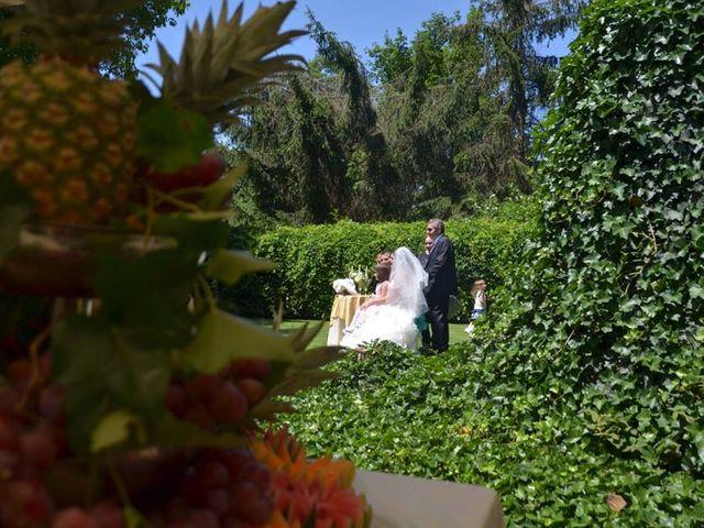 Il matrimonio di Mara e Fabio a Marcallo con Casone, Milano 32