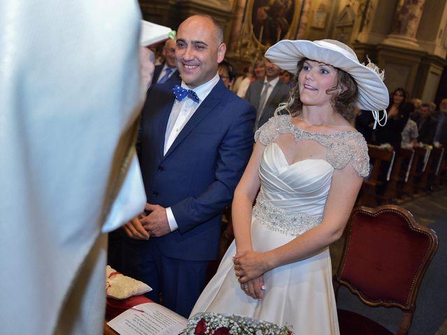 Il matrimonio di Maurizio e Reka a Busca, Cuneo 2