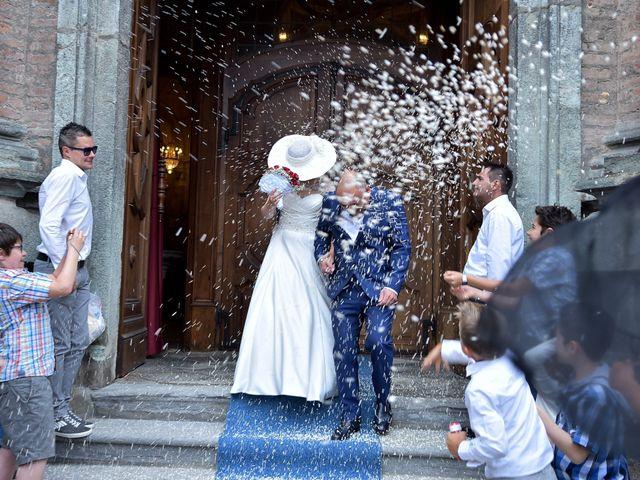 Il matrimonio di Maurizio e Reka a Busca, Cuneo 6
