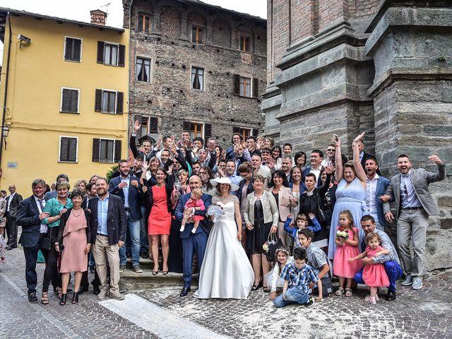 Il matrimonio di Maurizio e Reka a Busca, Cuneo 8