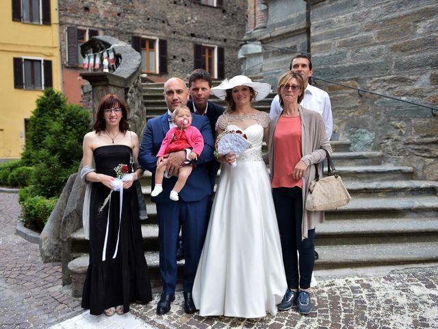 Il matrimonio di Maurizio e Reka a Busca, Cuneo 9