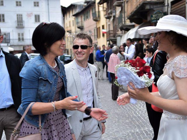 Il matrimonio di Maurizio e Reka a Busca, Cuneo 10