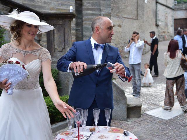 Il matrimonio di Maurizio e Reka a Busca, Cuneo 11