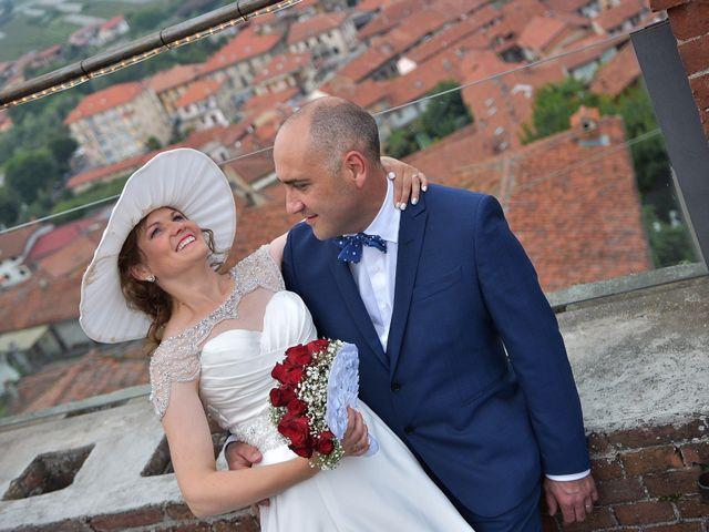 Il matrimonio di Maurizio e Reka a Busca, Cuneo 16