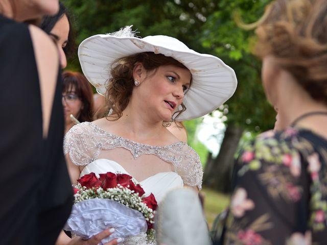 Il matrimonio di Maurizio e Reka a Busca, Cuneo 18
