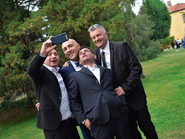 Il matrimonio di Maurizio e Reka a Busca, Cuneo 20