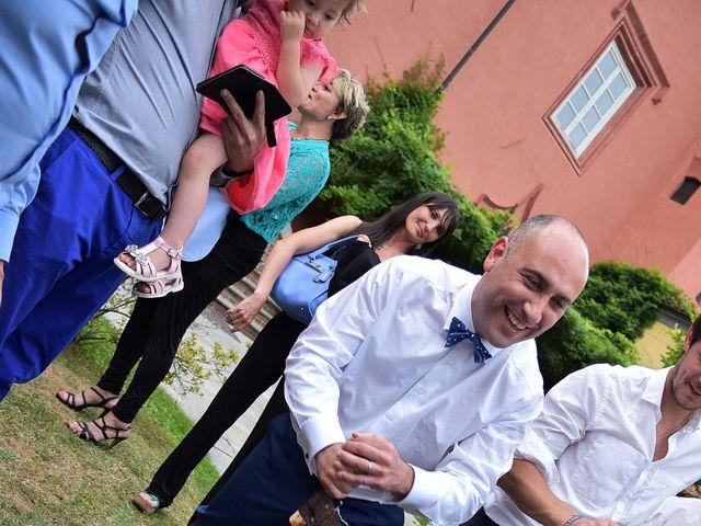 Il matrimonio di Maurizio e Reka a Busca, Cuneo 21