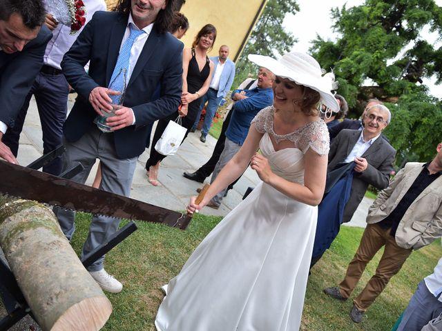 Il matrimonio di Maurizio e Reka a Busca, Cuneo 22
