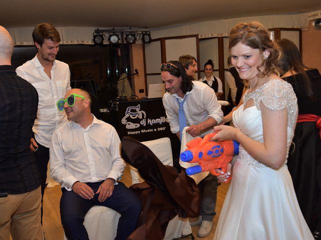 Il matrimonio di Maurizio e Reka a Busca, Cuneo 25