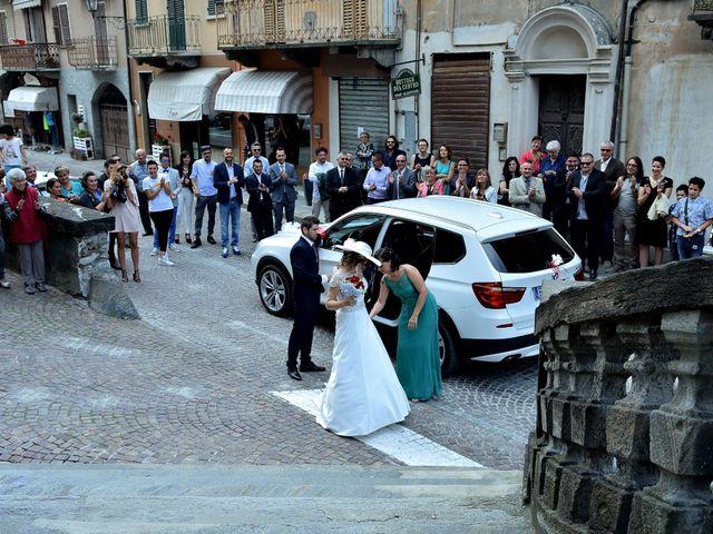 Il matrimonio di Maurizio e Reka a Busca, Cuneo 35
