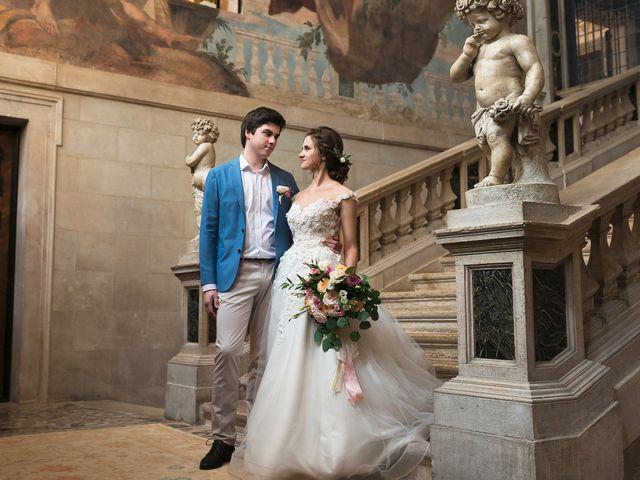 Le nozze di Inna e Costantino
