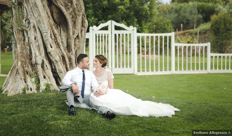 Il matrimonio di Mohammed e Camille a Cerveteri, Roma