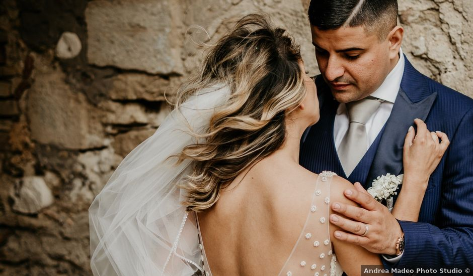 Il matrimonio di Antonio e Dania a Termoli, Campobasso