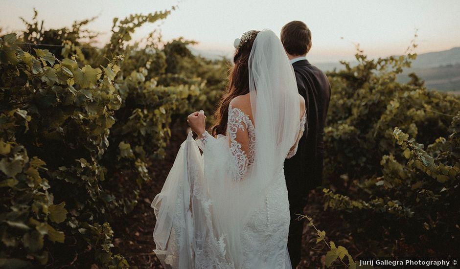 Il matrimonio di Claudia e Sergio a Castellammare del Golfo, Trapani