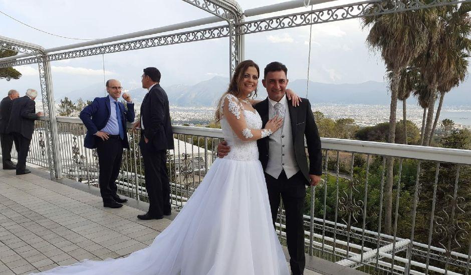 Il matrimonio di Massimiliano  e Carmela  a Acerra, Napoli
