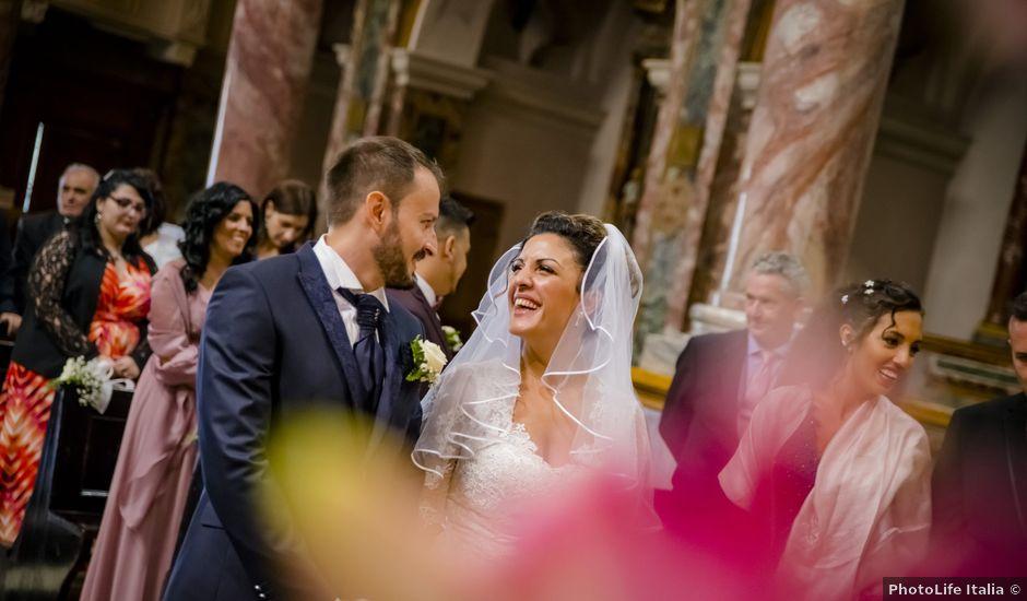 Il matrimonio di Marco e Jaqueline a Roppolo, Biella