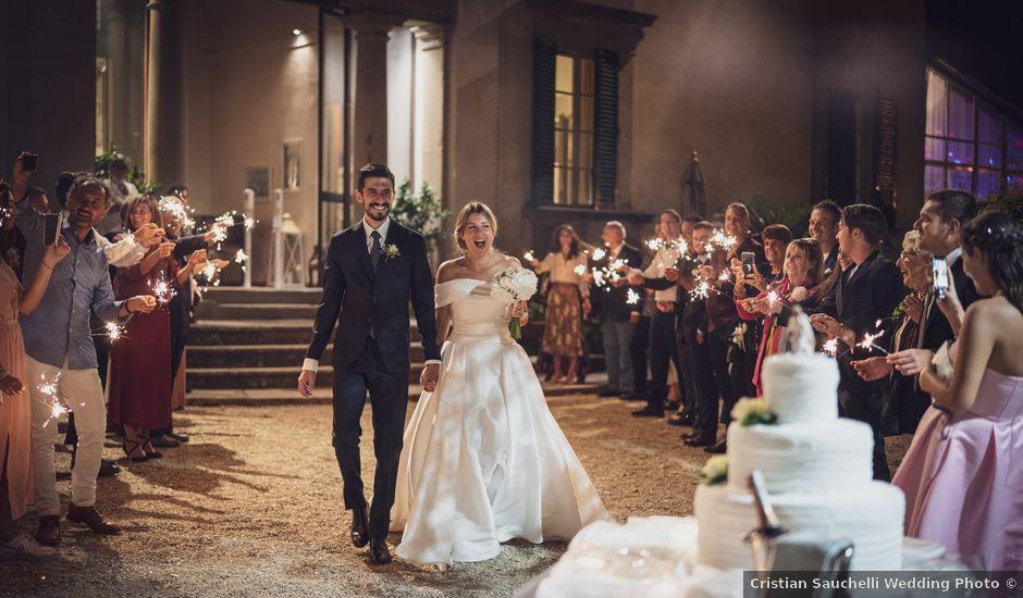Il matrimonio di Lapo e Marta a Firenze, Firenze