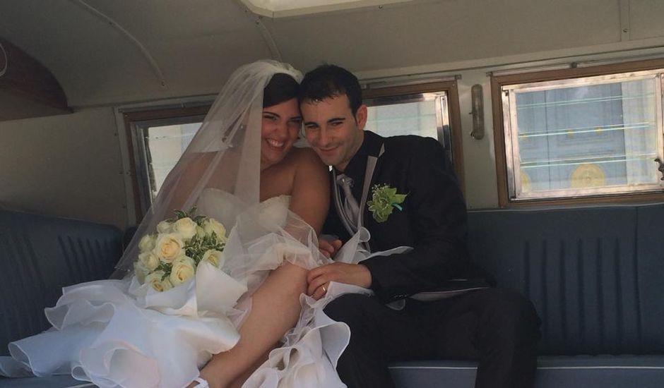 Il matrimonio di Mara e Fabio a Marcallo con Casone, Milano