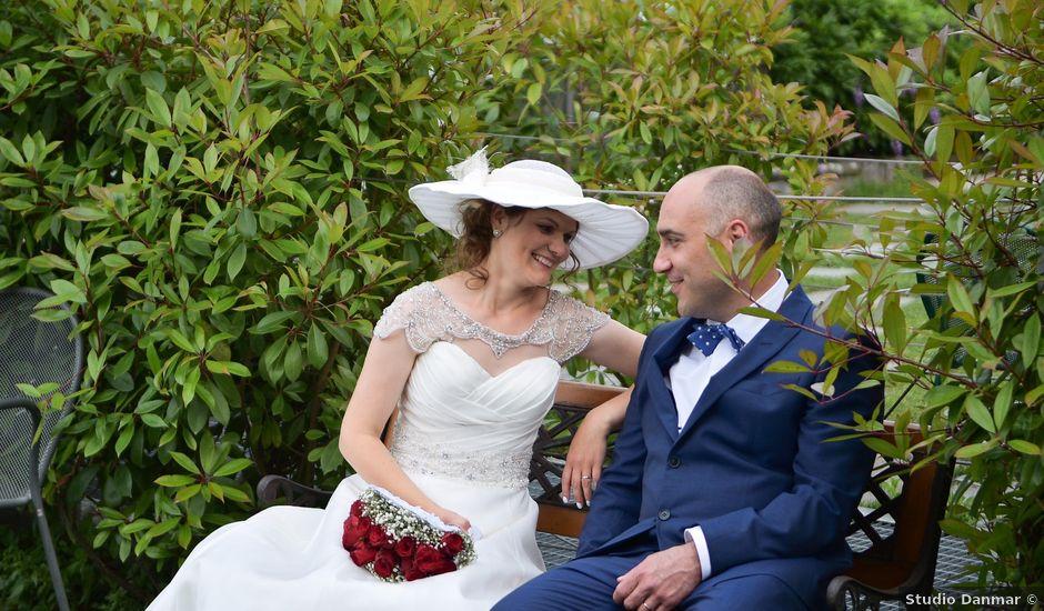 Il matrimonio di Maurizio e Reka a Busca, Cuneo