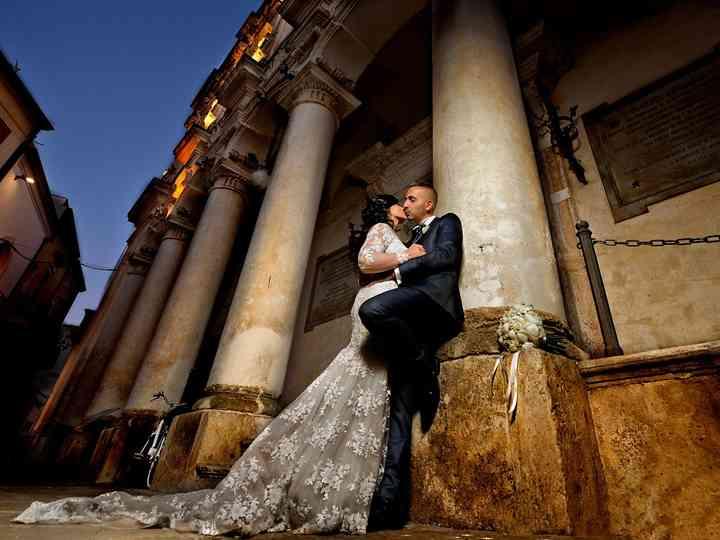 Le nozze di Giusy e Pierluigi