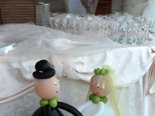 Le nozze di Elena e Tomas 1