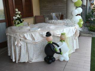 Le nozze di Elena e Tomas 2