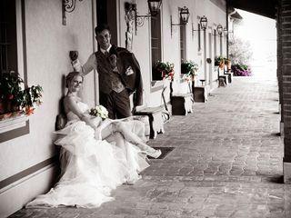 Le nozze di Elena e Tomas