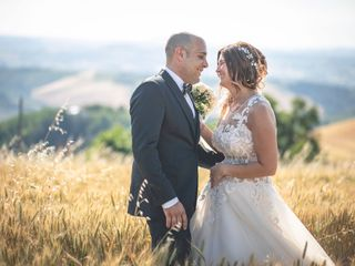 Le nozze di Monia e Enrico