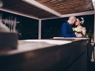 Le nozze di Nancy e Alessio