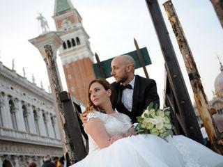 Le nozze di Lara e Federico