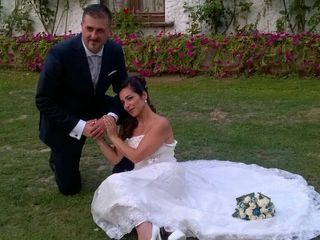 Le nozze di Rosalia e Alberto