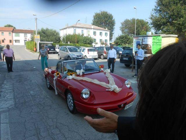 Il matrimonio di Ilaria e Domenico a Rovigo, Rovigo 6