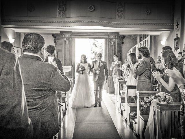 le nozze di Marta e Sandro
