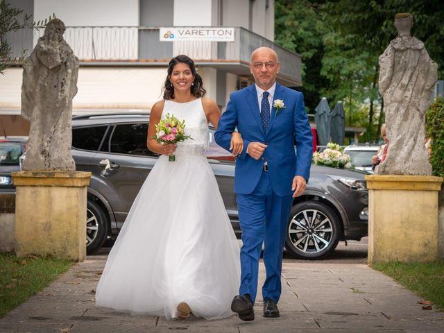 Il matrimonio di Sandro e Marta a Treviso, Treviso 58