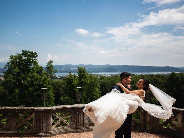 Il matrimonio di Angelo e Maria a Novara, Novara 9