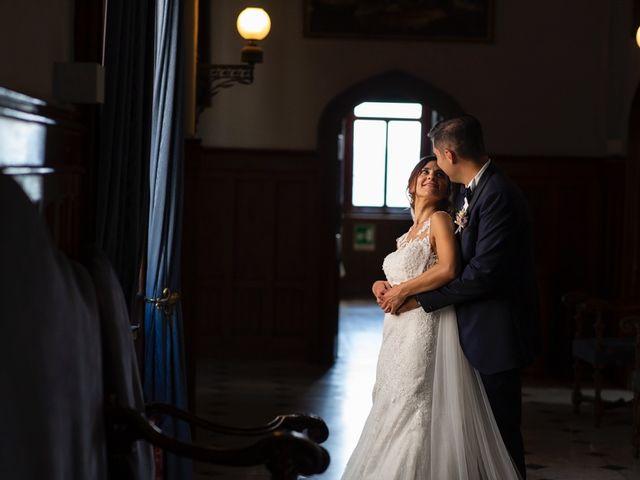 Il matrimonio di Angelo e Maria a Novara, Novara 14