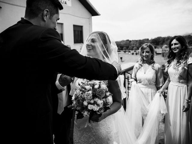Il matrimonio di Angelo e Maria a Novara, Novara 19