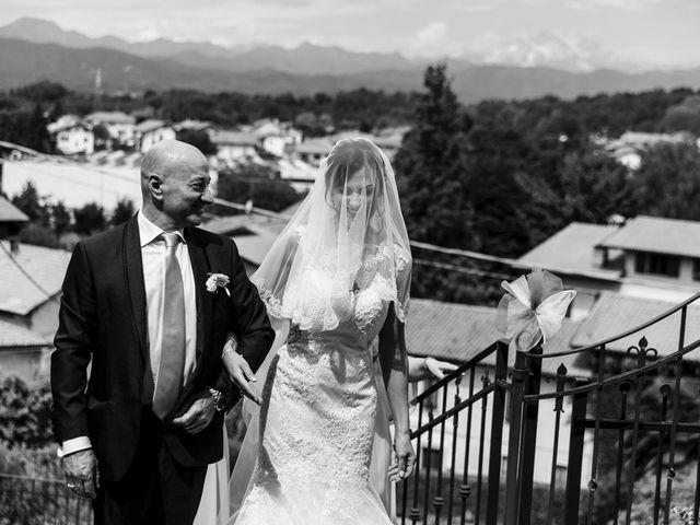 Il matrimonio di Angelo e Maria a Novara, Novara 17