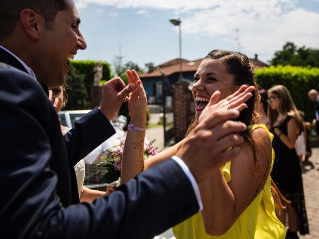 Il matrimonio di Angelo e Maria a Novara, Novara 37