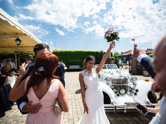 Il matrimonio di Angelo e Maria a Novara, Novara 38