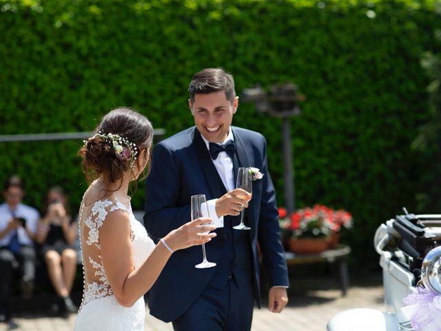 Il matrimonio di Angelo e Maria a Novara, Novara 40