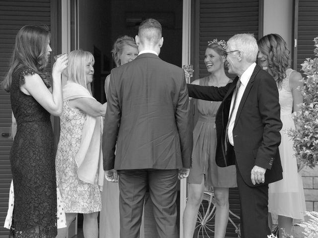 Il matrimonio di Vincenzo e Anna a Grottaglie, Taranto 2