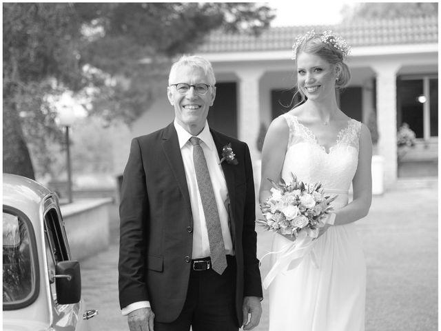 Il matrimonio di Vincenzo e Anna a Grottaglie, Taranto 8