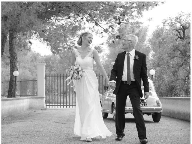 Il matrimonio di Vincenzo e Anna a Grottaglie, Taranto 9